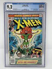 X-Men #101 CGC 9.2 1st Appearance of Phoenix Bronze Age Key