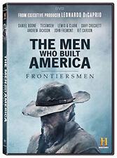 The Men Who Built America Disc 1 Frontiersmen DVD 2018 EP Leonardo DiCaprio