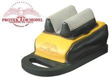 PROTEKTOR MODEL - NEW DR BAG SUPER SLICK SILVER MID EAR W/ HANDLE BENCH REST BAG
