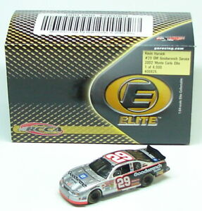 Kevin Harvick 29 GM Goodwrench Silver 2002 1/64 RCCA Elite Case 02 64 Case Lione