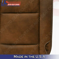 2005 2006 2007 Ford F-250 F-350 Driver Bottom Leather Seat Cover For KING RANCH