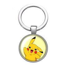 1 Porte Clés NEUF En Métal ( Keychain ) - Pokémon Pikachu