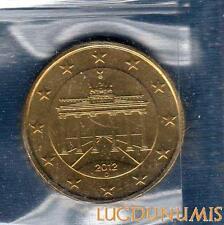 Allemagne 2012 50 centimes D Munich FDC provenant coffret 40000 exemplaires