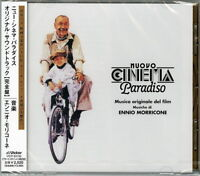 OST (ENNIO MORRICONE)-NEW CINEMA PARADISE (COMPLETE EDITION)-JAPAN CD F30