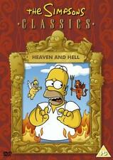 The Simpsons: Heaven And Hell - DVD