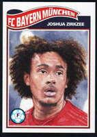 Joshua Zirkzee 2020 Topps Living Set UEFA Champions League #164