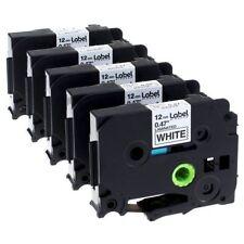 3 Farbbänder Topserie für Brother TZ-931 8m//12mm P-Touch 1005BTS 9200PC 2400 350