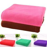 Quick Dry Microfiber Bath Gym Towel Beach Family Towel Washcloth Body 35x75CM GA