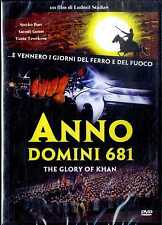 ANNO DOMINI 681 The Glory of Khan DVD FILM NEW SEALED