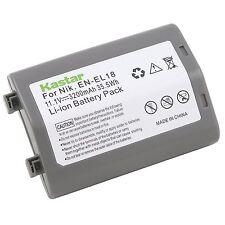 1x Kastar Battery for Nikon EN-EL18 ENEL18 D4 D4s D5 Nikon MB-D12