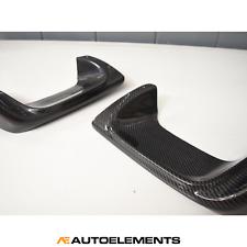 2012-2014 Subaru Impreza WRX/STI GVB | Carbon Exhaust Shroud