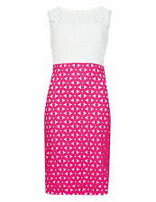 Marks and Spencer Women's Sleeveless Wiggle, Pencil Cocktail Dresses