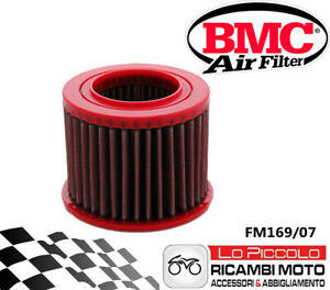 FM169/07 FILTRO BMC ARIA YAMAHA TDM 850 1997 1998 1999 LAVABILE RACING SPORTIVO