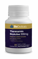Bioceuticals Theracurmin BioActive 300mg 30 Capsules RRP $38.95