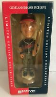 Vintage Jim Thome Cleveland Indians Forever Collectible Bobble Head 2002 G78