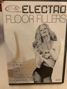 Selectro Electro Floorfillas 2 x CD Pack Electro House