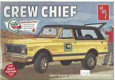 AMT 1972 Chevy Blazer, Crew Chief 1/25  897   ST