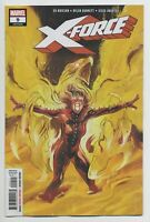 X-FORCE #9 MARVEL comics NM 2019 Brisson Burnett ❌-FORCE