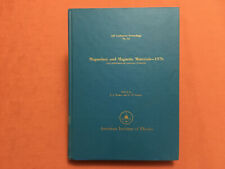 Magnetism & Magnetic Materials - 1976 - AIP Conference Proceedings #34 - HB
