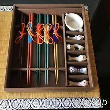 Yumi Katsura chopstick set from Japan