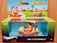 Hotwheels Elite One 1 50 Scale Flintstones Vehicle With Mini Figures