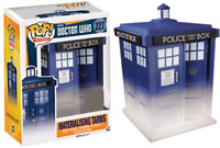FUNKO POP! - TELEVISION - DOCTOR WHO - MATERIALISING TARDIS - 227 - POP VINYL -