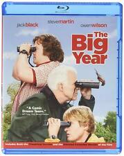 Big Year, The  (Blu-ray/DVD/DIgital Copy) (No SLeeve)
