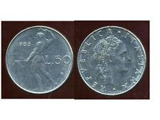 ITALIE    ITALY  50 lire 1986