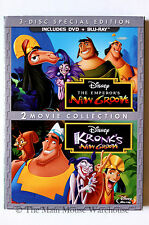 Disney Double Feature The Emperor's New Groove Kronk's New Groove Comedy 2 Pack