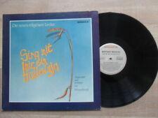 Werner Reischl/Sing mit mir ein Halleluja Die neuen religiösen Lieder 1984/LP