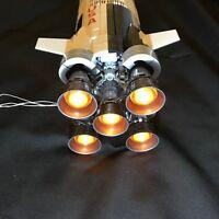 New Light Kit for Lego Ideas NASA Apollo Saturn V 21309 USB Powered