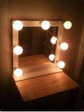 Lighting Mirror socket 7ea for Make up or Starlet Lighted Vanity Mirror