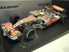 F1 McLAREN MP4-22 HAMILTON Showcar 2007 1/18 MINICHAMPS