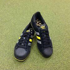 NEW Adidas Superstar Golf Shoes - UK Size 8.5 - US 9 - EU 42 2/3