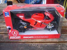 DUCATI DESMOSEDICI RR, CASEY STONER, No.1, RACING MOTORCYCLE GP08, 1:12 *BNIB*