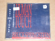 BRUCE SPRINGSTEEN - HUMAN TOUCH - RARO CD SINGOLO PROMO COME NUOVO (MINT)