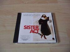 CD Soundtrack Sister Act - 1992 - Whoopi Goldberg