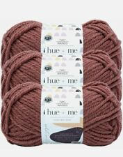 Lion Brand Yarn 617-140 Two of Wands Hue +Me Yarn, Love Song (Pack of 3 skeins)