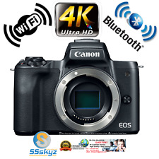 Canon M50 Camera Eos Mirrorless Digital Black Mp 24.1 Ef-M Body