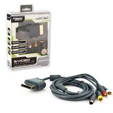 Câbles et adaptateurs pour console de jeux vidéo Microsoft Xbox 360
