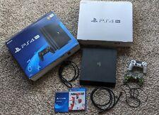 Sony PlayStation 4 Pro 1TB Console - Black