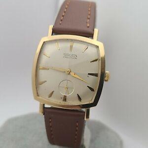 Vintage Gruen 510 Men's manual winding watch 17 jewels swiss 1950s