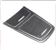 Carbon Fiber Storage Box Lid Frame Panel Cover Trim für Mercedes Benz GLA CLA A3