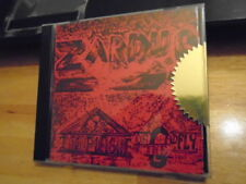 RARE PROMO Zardus DEMO CD Plague Of the Gadfly INDEPENDENT synth instrumental !