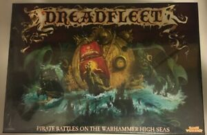 DREADFLEET Games Workshop FACTORY SEALED NEW never played never open!