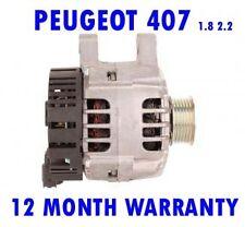 PEUGEOT 407 SW 1.8 2.2 (6D_)(6E_) 2004 2005 2006 2007 - 2015 ALTERNATOR