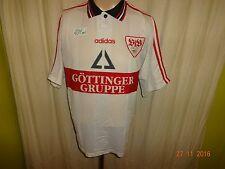 """VfB Stuttgart Adidas DFB Pokal Sieger Trikot 1997 """"Göttinger Gruppe"""" Gr.L TOP"""