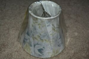 Simply Shabby Chic British Rose Candelabra Chandelier Lampshade ASHWELL NEW