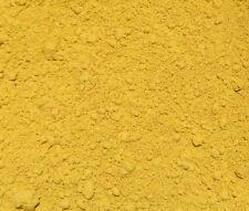 Pigment Gelbocker - 1 kg Farbpigment Goldocker Farberde Kalk Fresko Tempera Öl