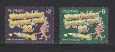 Philippines 1991 猴年 Lunar China New Year MONKEY  Zodiac stamp